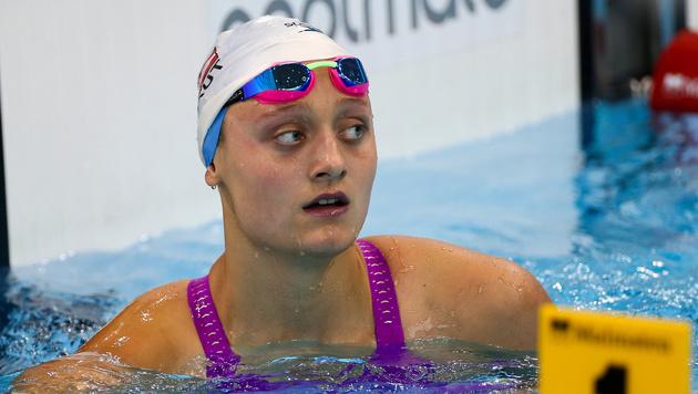 Caroline Pilhatsch mit OSV-Rekord im Halbfinale (Bild: GEPA)