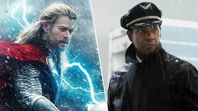 Die besten Filme für Ihr TV-Wochenende (Bild: Marvel.com, Paramount Pictures)