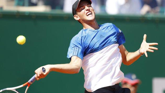 Dominic Thiem - heftige Auslosung für French Open! (Bild: AFP)