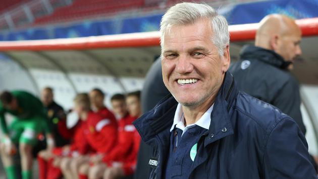 Ernst Baumeister wird Admira-Sportdirektor (Bild: GEPA)