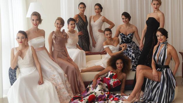 """Im Missen-Camp in der Therme Geinberg bereiten sich die Schönheiten auf die """"Miss Austria""""-Wahl vor. (Bild: Pressefoto Scharinger © Daniel Scharinger)"""