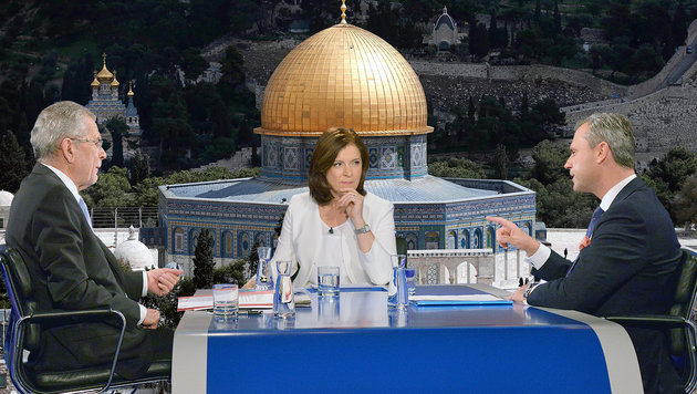 ORF will Hofer als Lügner vorführen - und hilft FP (Bild: APA/AFP/THOMAS COEX, ORF/Ramstorfer)