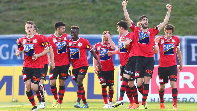 SKN St. Pölten ist fix Meister der Ersten Liga! (Bild: GEPA)