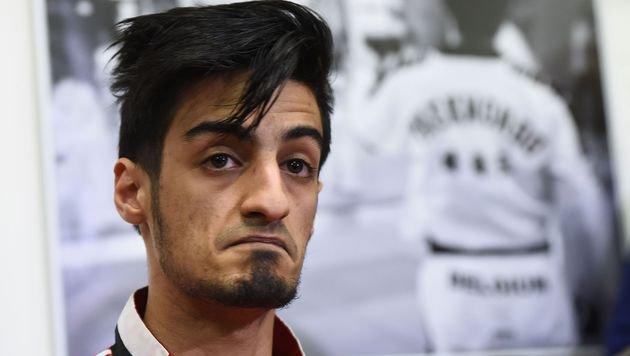 Taekwondo-EM-Gold für Bruder von Brüssel-Terrorist (Bild: APA/AFP/EMMANUEL DUNAND)