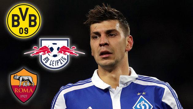 Transfer-Gerüchte: Topklubs jagen Dragovic (Bild: GEPA pictures/ AMA sports/ Matthew Ashton)