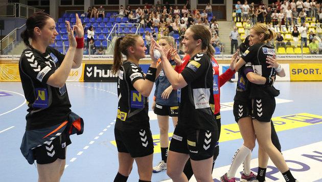 Hypo NÖ zum 40. Mal in Serie Damen-Meister (Bild: GEPA)