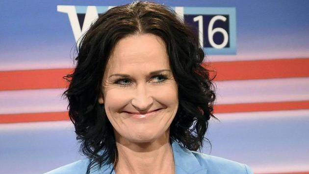 Grünen-Chefin Eva Glawischnig (Bild: APA/HELMUT FOHRINGER)