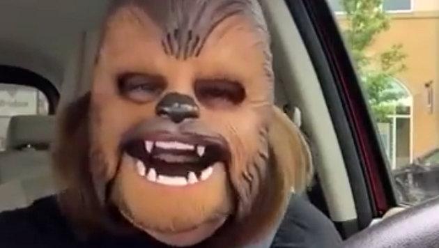 """Chewbacca""-Mutter wird mit Geschenken �berh�uft (Bild: facebook.com)"