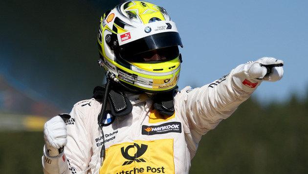 Glock Sieger bei zweitem DTM-Rennen in Spielberg (Bild: GEPA)