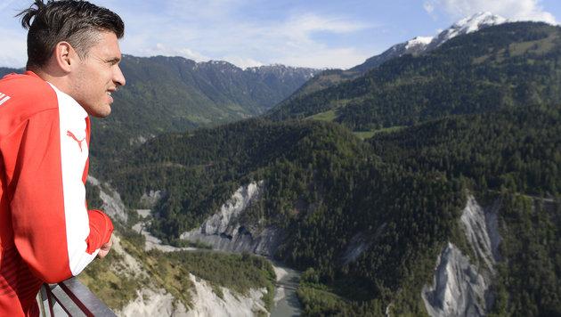 Radeln und Wandern: Team startet EM-Vorbereitung (Bild: APA/ROBERT JAEGER)