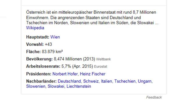 Der Hofburg-Wahlkrimi im krone.at-Protokoll (Bild: google.at)