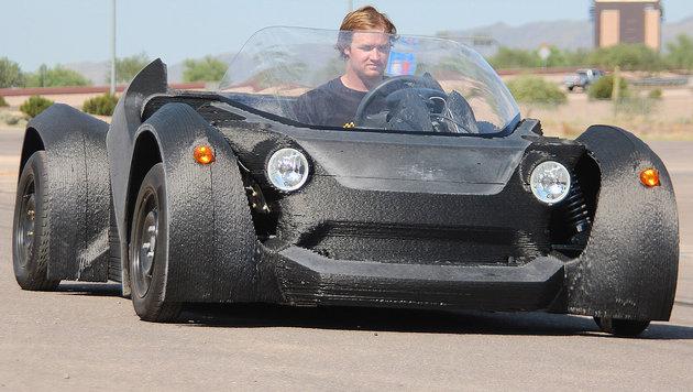 5 Future Trends f�rs Auto - nein, kein Autopilot (Bild: Local Motors)