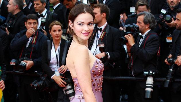 Emilia Schüle in Hörmanseder (Bild: Viennareport)