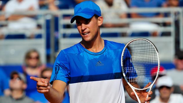 Dominic Thiem im ATP-Ranking weiter auf Platz 15 (Bild: GEPA)