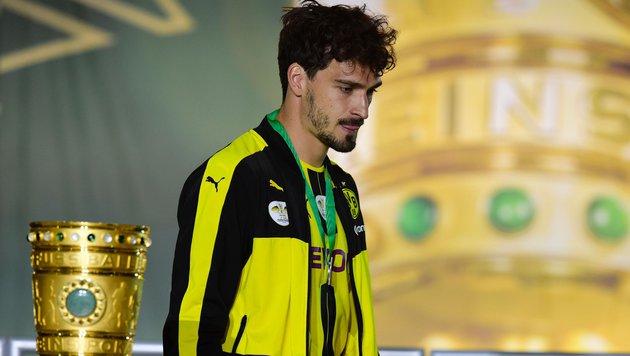 Dortmund-Coach kritisiert Hummels zum Abschied (Bild: APA/AFP/TOBIAS SCHWARZ)
