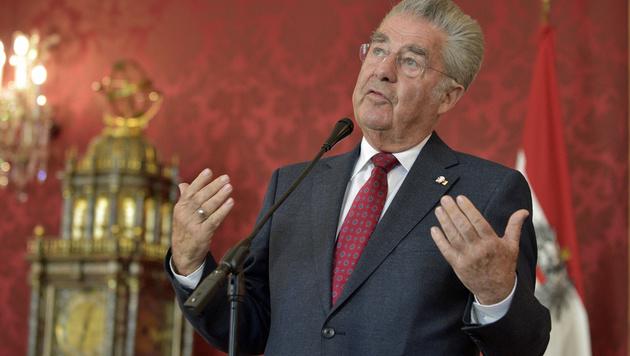 Fischer: Wahlbeobachter sind nicht notwendig (Bild: APA/Hans Punz)