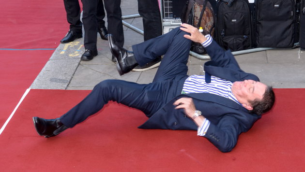 Jools Holland haut es um. (Bild: Viennarerport)