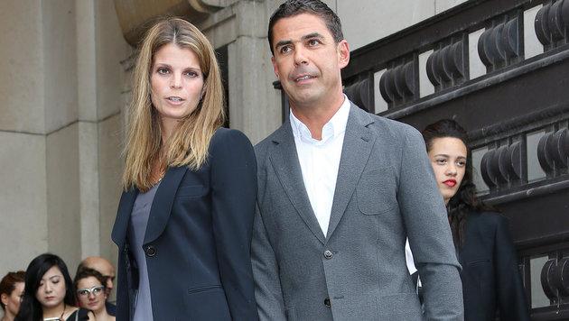 Athina Onassis und Ehemann Alvaro de Miranda Neto haben sich getrennt (Bild: Viennareport)