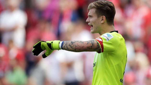 Liverpool holt Mainz-Goalie Loris Karius (Bild: AFP)