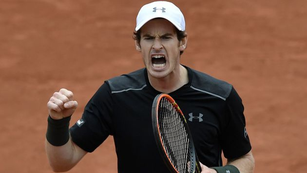 Murray nach Problemen weiter, Nadal souverän (Bild: AFP)