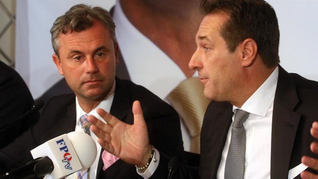 "Hofer: ""Von Politikverdrossenheit keine Spur"" (Bild: APA/AFP/Joe Klamar)"
