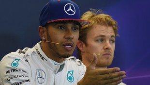 """Lewis Hamilton: """"Es war nie die gro�e Liebe"""" (Bild: APA/AFP/MARK RALSTON)"""