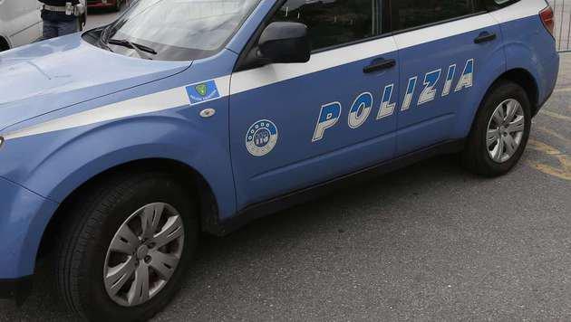 Mann durchbrach mit Auto Sperre auf Petersplatz (Bild: AFP/Valery Hache (Symbolbild))