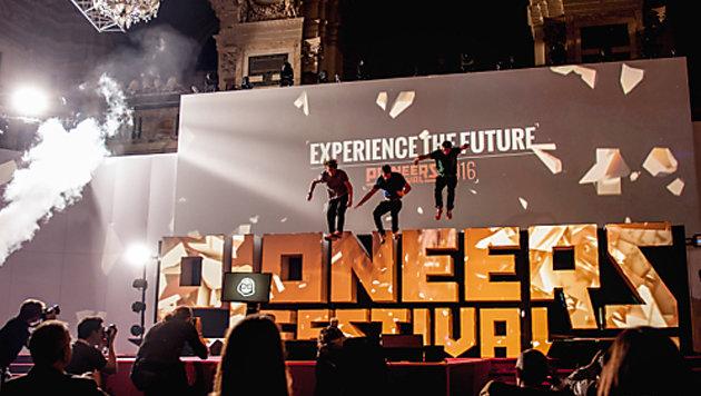 Pioneers: Start-up-Leistungsschau in der Hofburg (Bild: Pioneers)