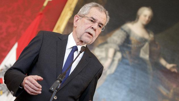 """SPÖ unterstützt Van der Bellen """"organisatorisch"""" (Bild: APA/Georg Hochmuth)"""