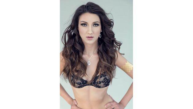 """""""Miss Salzburg"""" Michele Oberauer (Bild: Photos by ManfredBaumann.com)"""