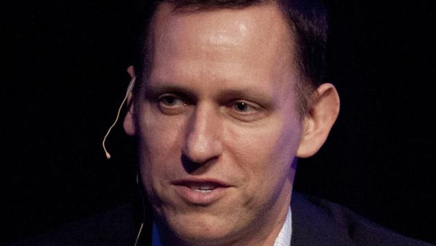 Peter Thiel (Bild: AP)
