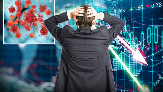 Finanzkrise trägt Mitschuld an 500.000 Krebs-Toten (Bild: thinkstockphotos.de)