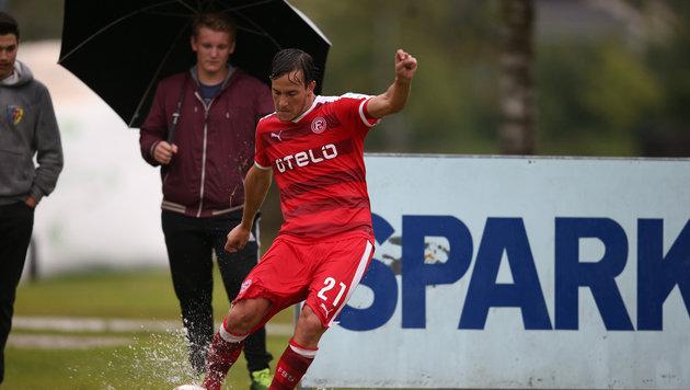 Gartner verl�ngert bei Fortuna D�sseldorf bis 2017 (Bild: GEPA)