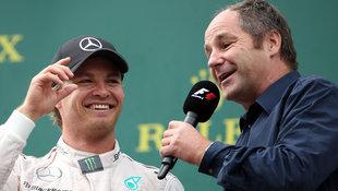 Gerhard Berger verhandelt f�r Rosberg mit Mercedes (Bild: GEPA)