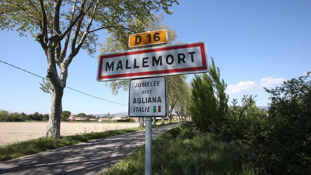 Mallemort: Ein kleines Dorf im EURO-Fieber (Bild: GEPA)