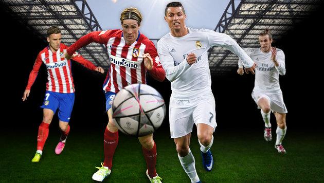 Real Madrid darf bis 2018 keine Spieler holen! (Bild: GEPA)