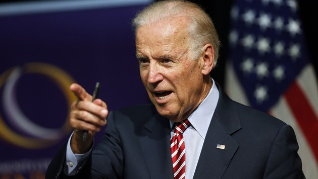 Vizepräsident Joe Biden soll Gerüchten zufolge jetzt die Demokraten retten. (Bild: AP)
