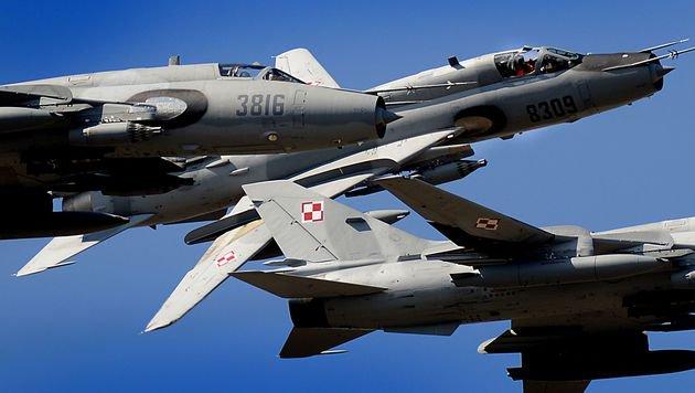 Rekord: Obama ließ 26.000 US-Bomben abwerfen (Bild: AFP)