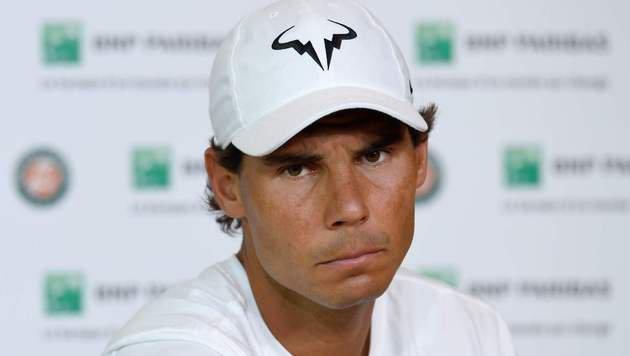 Rafa Nadal überlegt, Saison vorzeitig zu beenden (Bild: APA/AFP/MIGUEL MEDINA)