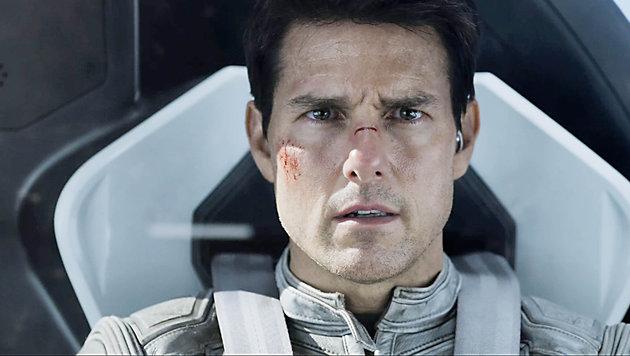 "Tom Cruise im Sci-Fi-Film ""Oblivion"" (Bild: Viennareport)"