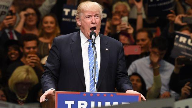 Donald Trump (Bild: AFP)