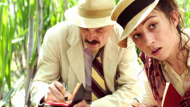 In der Rolle des lebensmüden Pazifisten Stefan Zweig brillieren Josef Hader und Aenne Schwarz. (Bild: © Filmladen Filmverleih)