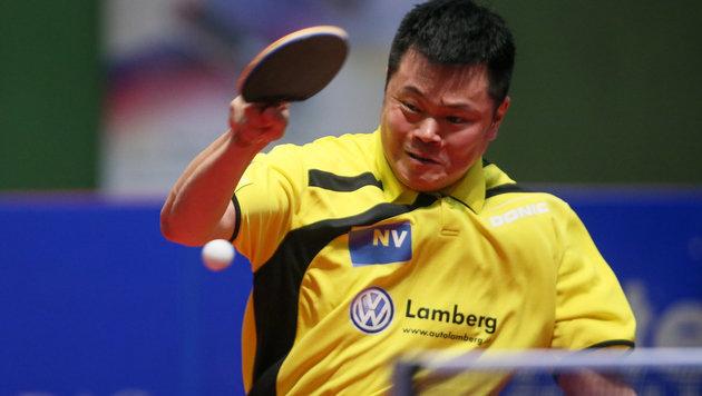 Hou Yingchao (Bild: GEPA)