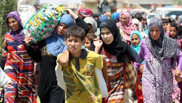 Falludscha vom IS befreit - nächstes Ziel Mossul (Bild: AFP)