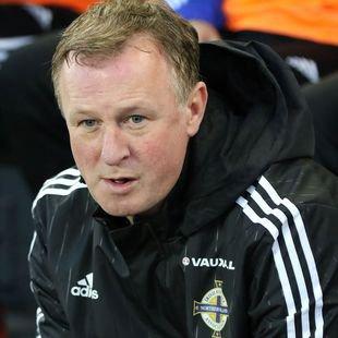 Nordirland nominiert als 1.Team fixen EM-Kader (Bild: APA/AFP/PAUL FAITH)