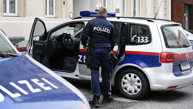 """Pinselbande"" nahm Rentner aus (Bild: APA/Robert Jäger (Symbolbild))"