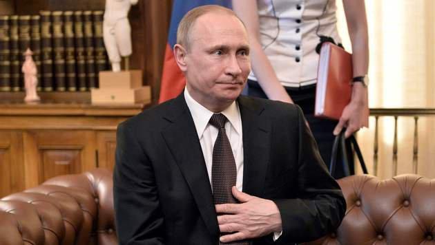 Wladimir Putin (Bild: AFP)