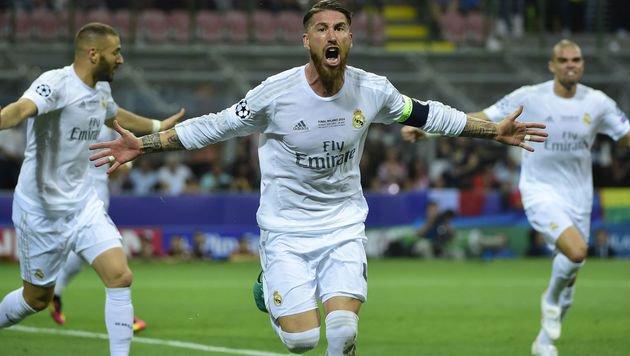 Real Madrid ringt Atletico nieder und holt die CL! (Bild: APA/AFP/OLIVIER MORIN)