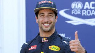 Ricciardo krallt sich Pole vor Rosberg & Hamilton (Bild: Associated Press)