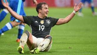 Deutschland-Blamage bei EM-Test gegen Slowakei (Bild: APA/AFP/CHRISTOF STACHE)
